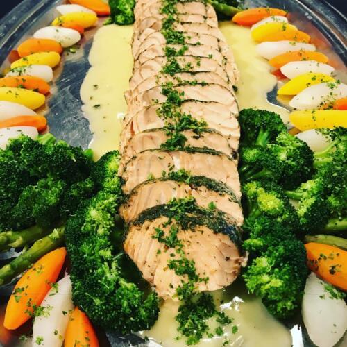 rolls salmon 2